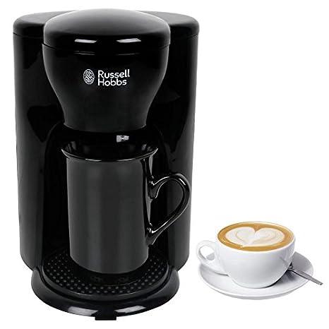 Buy Russell Hobbs Rcm1 330 Watt One Cup Coffee Maker Online At Low