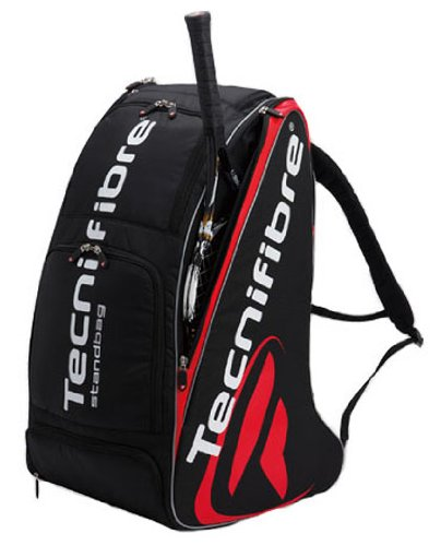 Amazon.com: Tecnifibre Stand Bag 12 Pack Bolsa de tenis ...