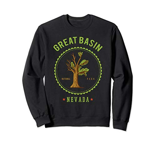 - Great Basin National Park Shirt Nevada  Sweatshirt