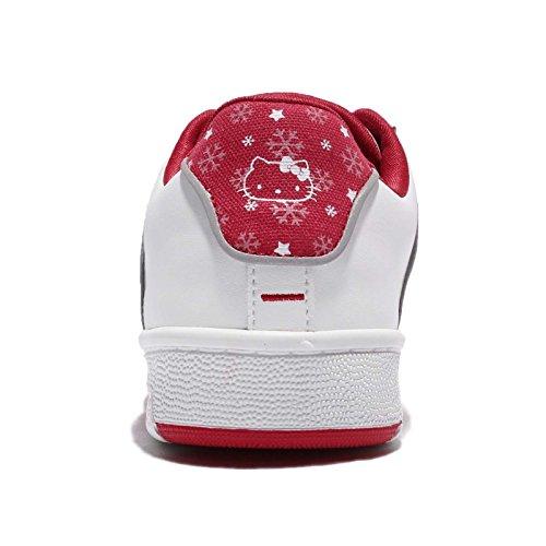 Royal elastics Womens Icon BETA, WHITE/RED White/Red