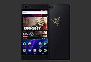 "RAZER PHONE Special GoldEdition RZ35-0215 64GB/8GB 120Hz 5.7"" Screen - Factory Unlocked International Version - GSM ONLY, NO CDMA - No Warranty in the US"