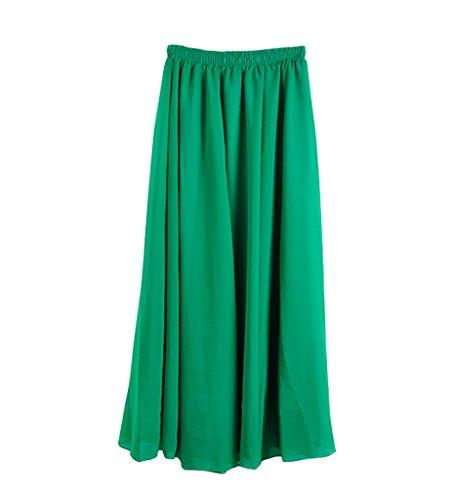 Clothes Falda Mujer Para Verde Wow qZzv4wPwX