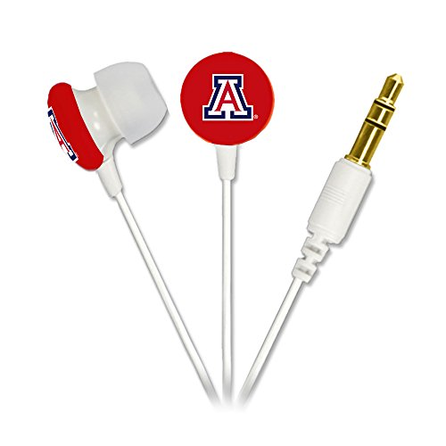 Ignition Earbuds - Arizona Wildcats Ignition Earbuds by AudioSpice