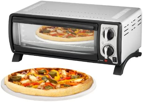 efbe-Schott SC MBO 1000 SI-Horno para Pizza, 1400 W, Color ...