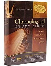 NKJV, Chronological Study Bible, Hardcover: Holy Bible, New King James Version