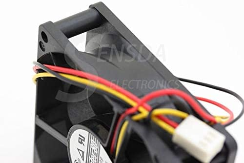 For Sanyo 9A0812H409 12V 0.13A 8cm 80mm 8025 server inverter industrial axial cooling fans blower