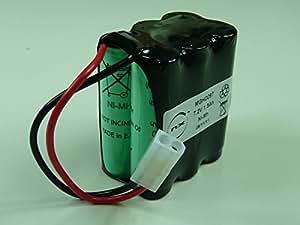 VDI - Batería medical SECA 757 6S1P 7.2V 1600mAh MOLEX