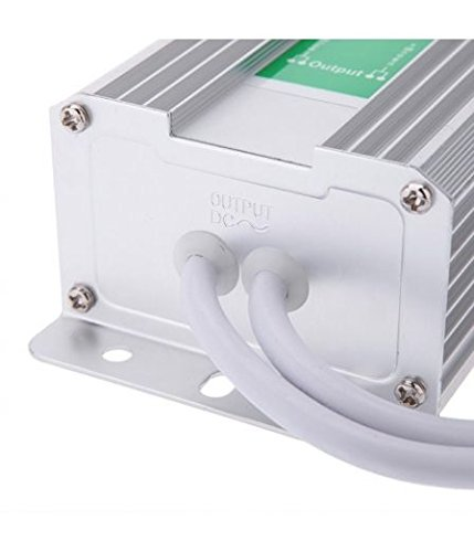 Culver LED- AC 100-240V to DC 12V 12.5A 150 Watts Waterproof LED Power Supply Driver Transformer, Aluminum Alloy Case, Waterproof Level IP67 150W by Culver LED (Image #5)