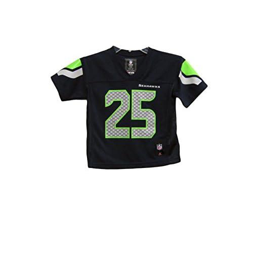 Richard Sherman Seattle Seahawks Navy Blue NFL Kids 2015 16 Season  for cheap