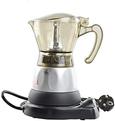 funnytoday365 220 V 50 Hz Espresso café ollas tetera cafetera ...