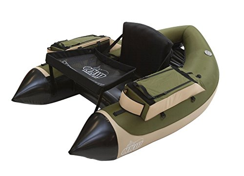 Outcast Super Fat Cat - Olive/Tan Float Tube - with Free $45 Gift Card by Outcast