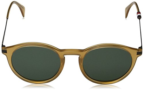 S Unisex 1471 QT Hilfiger Gafas Tommy 50 TH Yellow Sol de Adulto wqtx8