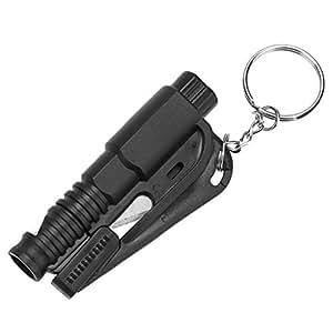 Original Keychain Car Escape Tool Mini Car Auto Escape Tool Safety Emergency Hammer