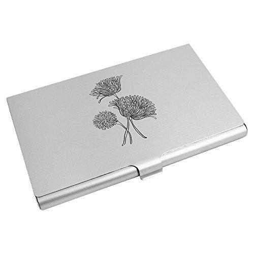 Wallet Card 'Allium 'Allium Card Flowers' Holder Flowers' Business Credit CH00007482 8fqIH