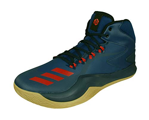 new product a347e 128bf adidas D Rose Dominate IV Mens Basketball Sneakers Shoes-Blue-15