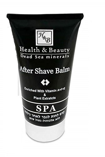 Health and Beauty Dead Sea After-Shave Balm for Men