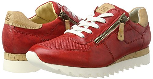 Basse Rosso Green Paul 4485021 Donna rosso Scarpe tq6vHwF