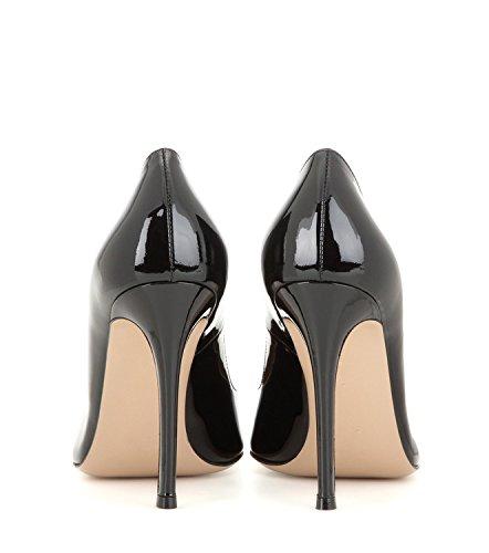 Stiletto col Soireelady Donna Nero Tacco Scarpe donna tacco Elegante Scarpe da Scarpe HTTqxF8