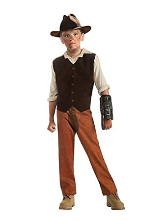 Boys Cowboys and Aliens Jake Lonergan Costume  sc 1 st  Amazon.com & Amazon.com : Boys Cowboys and Aliens Jake Lonergan Costume : Baby