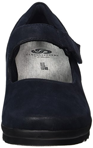 435d6217749 Clarks Women s Caddell Yale Low-Top Wedge Ballerine  Amazon.co.uk  Shoes    Bags