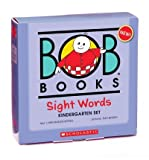 img - for [BOB BOOKS: SIGHT WORDS KINDERGARTEN [WITH 30 FLASH CARDS AND PARENT GUIDE AND 10 PAPERBACKS]] BY Maslen, Bobby Lynn (Author) Cartwheel Books (publisher) unknown bonding book / textbook / text book