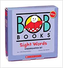 bob books sight words kindergarten pdf