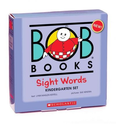 [BOB BOOKS: SIGHT WORDS KINDERGARTEN [WITH 30 FLASH CARDS AND PARENT GUIDE AND 10 PAPERBACKS]] BY Maslen, Bobby Lynn (Author) Cartwheel Books (publisher) unknown bonding