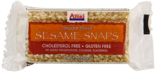 (Amki Original Sesame Snaps,36 Ct)