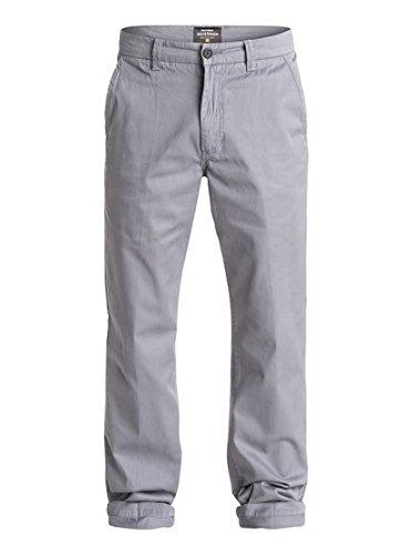 Quiksilver Waterman Men's Longshore Pants, Ensign Blue, 33