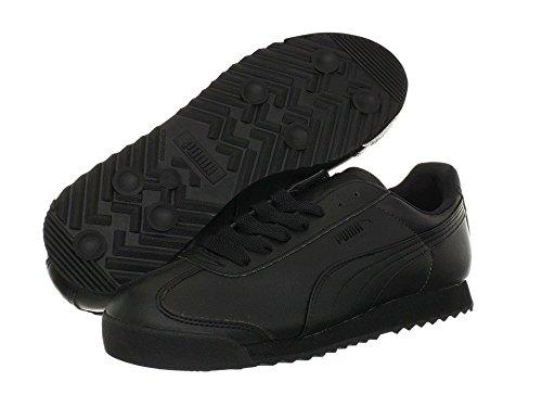 (プーマ) PUMA 靴シューズ メンズスニーカー PUMA Roma Basic Black/Black ブラック/ブラック US 8.5 (26.5cm) D B00KY4735C