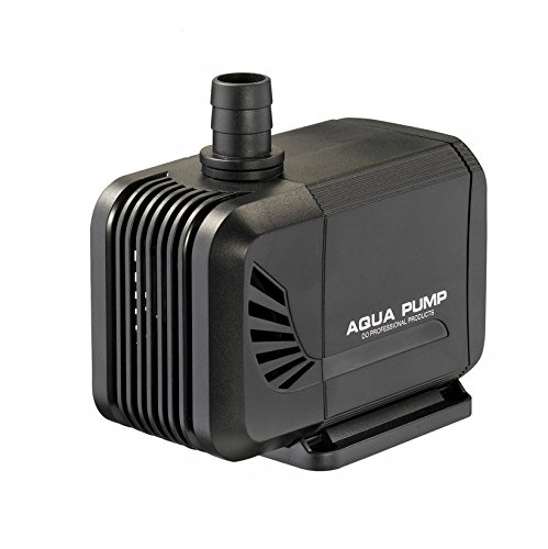MWGears 800GPH (3000L/H) 40w Submersible Water Pump for Pond Aquarium, Fish Tank Powerhead for Water Fountain Hydroponic