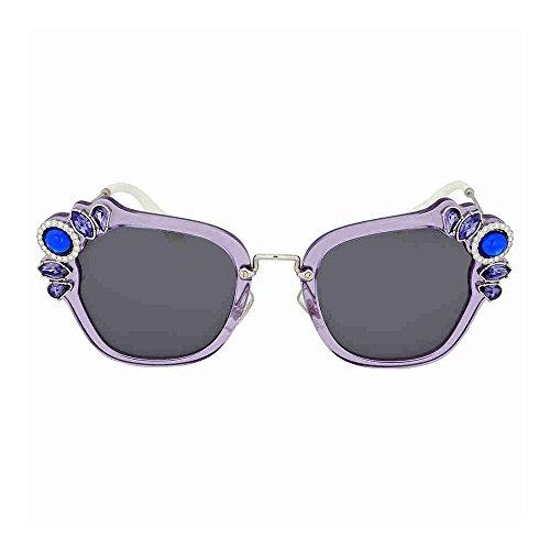 Miu Miu Sonnenbrille (MU 03SS) Lilac