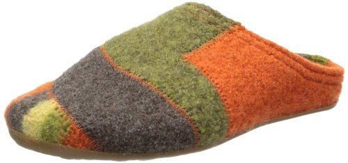 Orange Quarter Para Tela De Pantuflas Mujer rost Naranja Haflinger 43 481009 XI6dxq8AIw