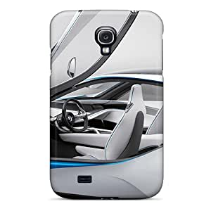 Premium Bmw Vision Efficient Dynamics Concept Heavy-duty Protection Case For Galaxy S4