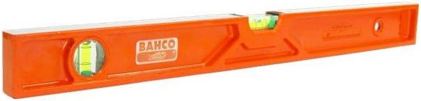 Bahco 406-600 RECTANG ALUM LEVEL 60CM
