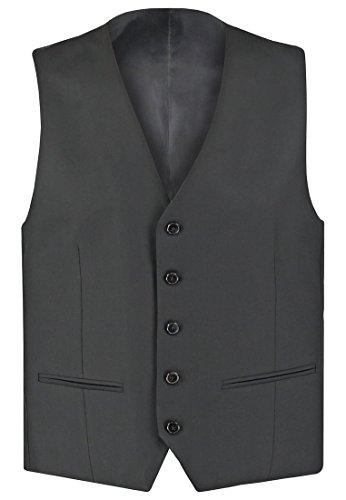 SELECTED HOMME SHDONE-TAXCASH - Weste Herren Anzugweste - black GR .50