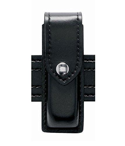 (Safariland 76 Single Handgun Magazine Pouch - STX Tactical Black, Ambidextrous)