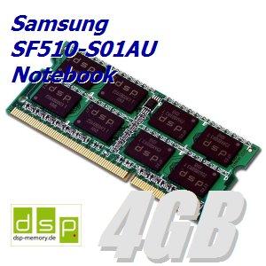 Memoria RAM de 4 GB para Samsung SF510 s01au Ordenador Portatil: Amazon.es: Informática