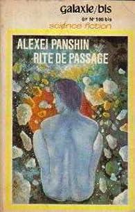Rite de passage par Alexei Panshin