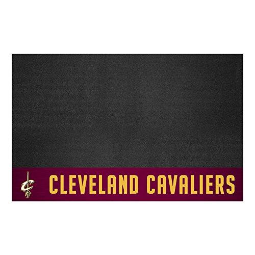 Fanmats 14200 NBA Cleveland Cavaliers Grill Mat by Fanmats