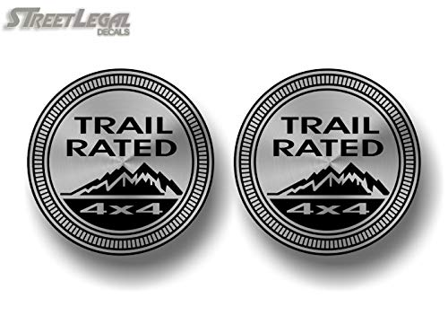 2 Trail Rated 4x4 Vinyl 4