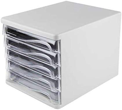 Archivadores Gabinete de Almacenamiento de Gran Capacidad Caja de Archivos de Escritorio Caja de Archivos de Suministros de Oficina Caja de Almacenamiento de Archivos pequeños Gabinete de Acabado: Amazon.es: Hogar