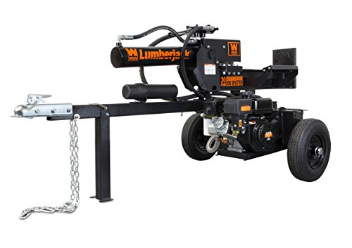 log splitter gas powered - 3