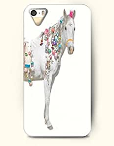 A White Horse - OOFIT iPhone 4 4s Case