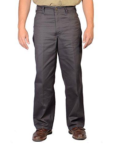 Ben Davis Charcoal Original Ben's Cotton Twill Pants ()