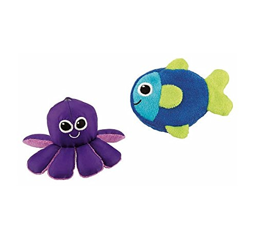 Sassy Soft Swimmers, 2 Pack (Sassy Toy Infant Bath)