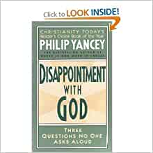 philip yancey disappointment with god pdf free download