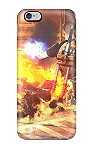 Brand New 6 Plus Defender Case For Iphone (infamous Video Game Other)
