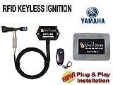Keyless Ignition for Yamaha-FZ 09 2014-2018