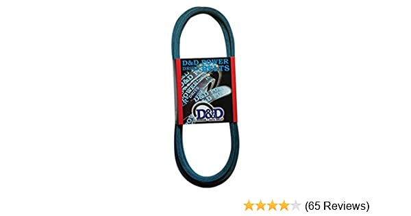 d&d powerdrive 144959 kevlar replacement belt ayp sears roper husqvarna,  1/2